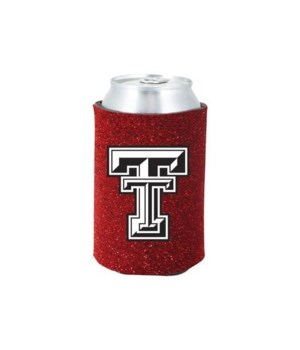 GLITTER COOLIE - TEXAS TECH