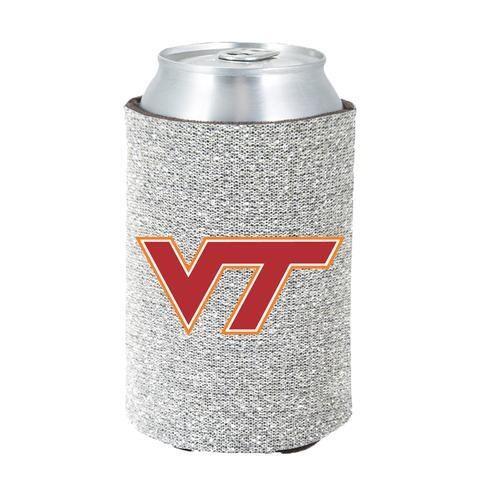 NCAA Virginia Tech Hokies Pocket Wrap Koozie