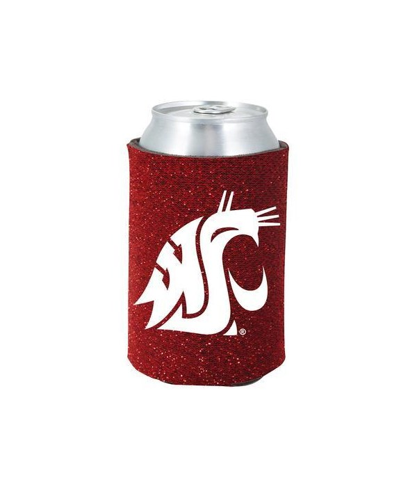 GLITTER COOLIE - WASH STATE COUGARS