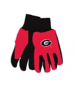 GA BULLDOGS GLOVE