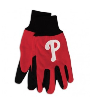 P PHILLIES GLOVE