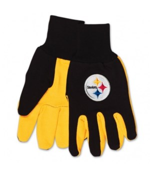 P STEELERS GLOVE