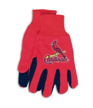 ST  L CARDINALS GLOVES