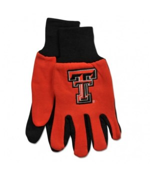 TEXAS TECH GLOVES