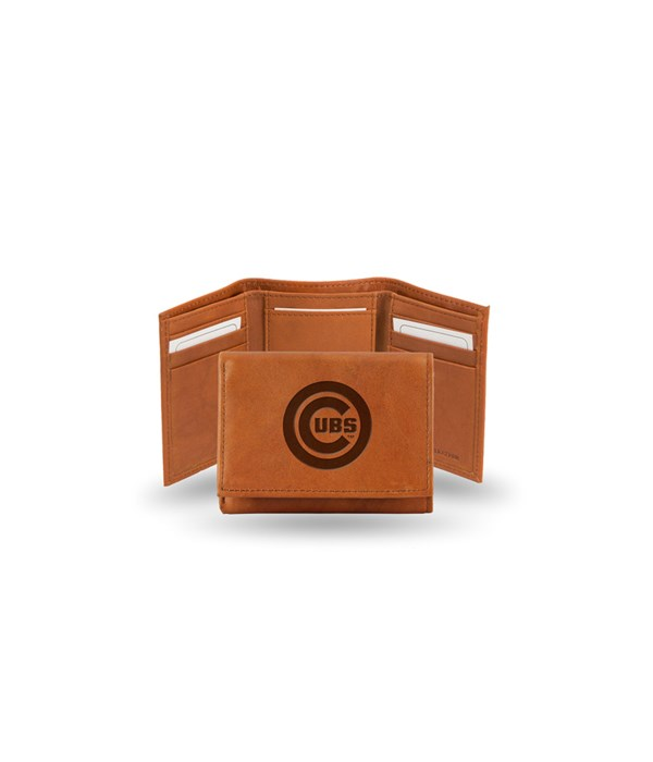 GEN LEATHER WALLET W/ GIFT TIN - CHIC CU