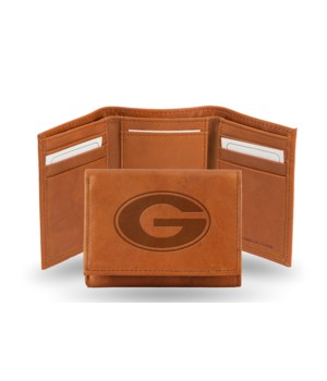GEN LEATHER WALLET W/ GIFT TIN - GEORGIA