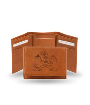 GEN LEATHER WALLET W/ GIFT TIN - NOTRE D