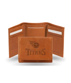 GEN LEATHER WALLET W/ GIFT TIN - TENN TI