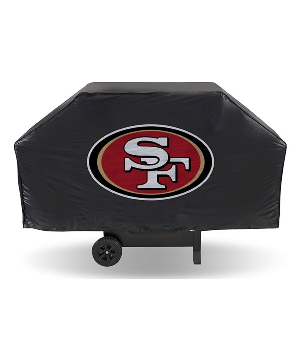 ECO GRILL COVER - SF 49ERS