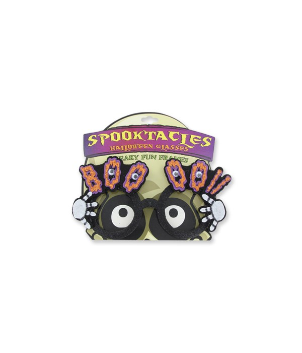 Spooktacles Halloween Glasses 24Pc