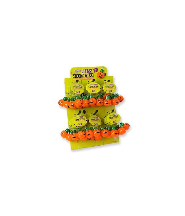 HAW JMBO Light Up Earrings 24Pc
