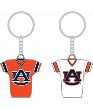 HOME/AWAY KEY CHAIN - AUBURN TIGERS