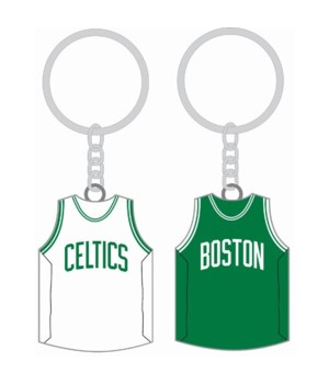 HOME/AWAY KEY CHAIN - BOSTON CELTICS