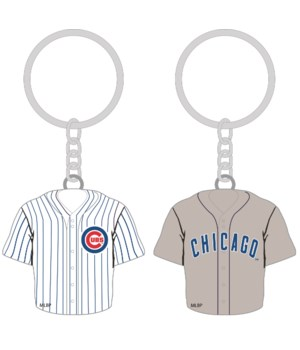HOME/AWAY KEY CHAIN - CHIC CUBS