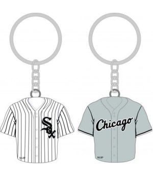 HOME/AWAY KEY CHAIN - CHIC WHITE SOX