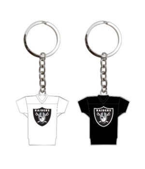 HOME/AWAY KEY CHAIN - OAK RAIDERS