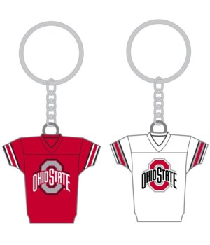 HOME/AWAY KEY CHAIN - OHIO STATE