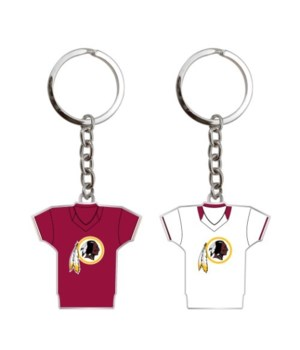 HOME/AWAY KEY CHAIN - WASH REDSKINS