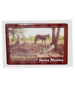 Hillbilly Spring Planting Magnet