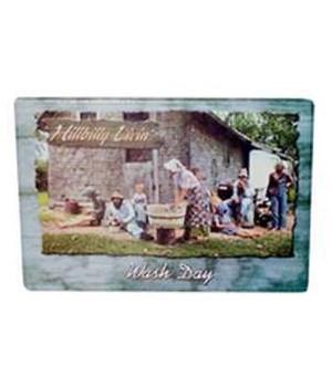 Hillbilly Wash Day Magnet