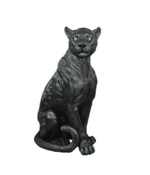 "21.25"" Ebony (Sitting Panther) 1PC"