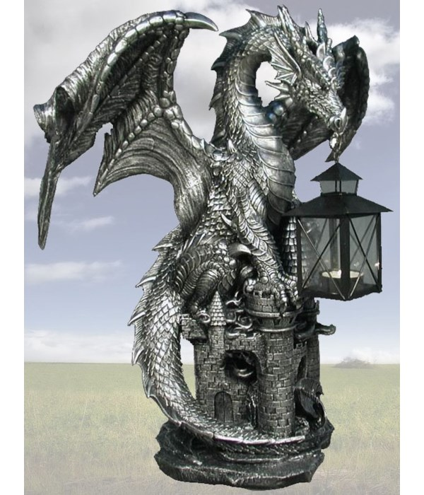 """18"""" Dark Beacon (Dragon w/Lantern)"""