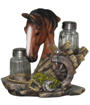 "L6.5"" Equine Spice (Horse Head S/P) 12PC"