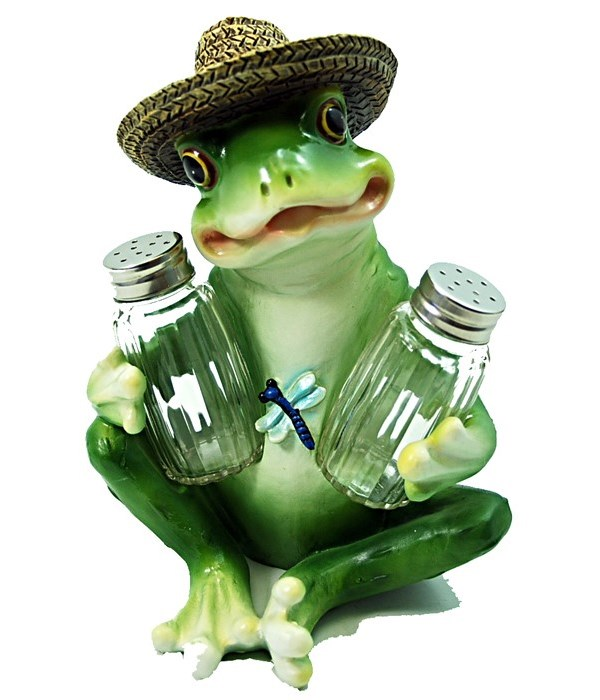 """7.25"""" Frog with Hat S/P 12PC"""