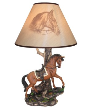 "20"" Light Fantastik (Horse Lamp) 6PC"