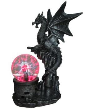 """13.5"""" Dragon w/ Plasma Electric Ball 4PC"""