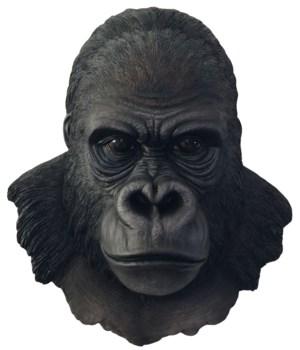 "17"" Silverback King (Gorilla Head) 1PC"