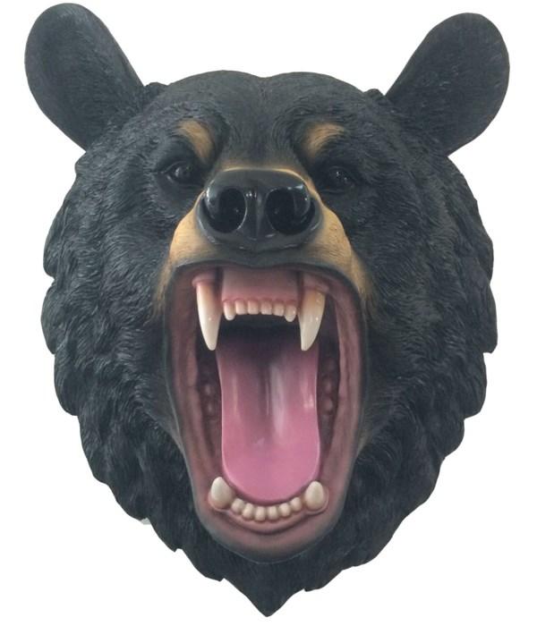 """Territorial bear head 17"""""""
