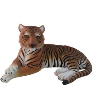 "L15"" Repose (Laying Tiger-Org) 1pc/cs"
