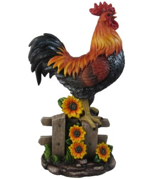 """10.5"""" Call of the Morning (Rooster) 8pcs"""