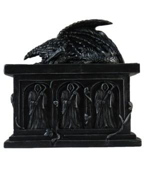 "6"" Crypt Keeper (Dragon Trinket Box) 8PC"