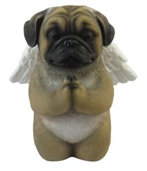"L5"" Heavenly Hound (Praying Pug) 12PC"