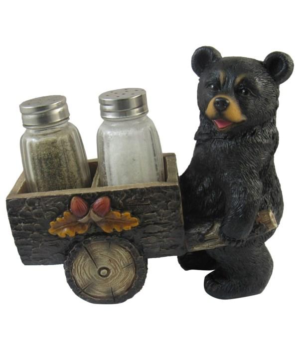 """6.5"""" Wagon Spice (Bear Cart S/P)"""