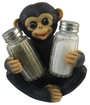 """5.5"""" Chimp Cuisine (Monkey S/P) 12PC"""