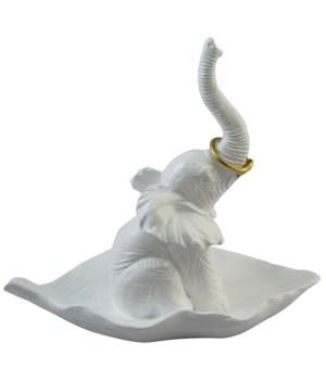 "L5.5"" Trunk of Jewels (Elephant Ring Hol"