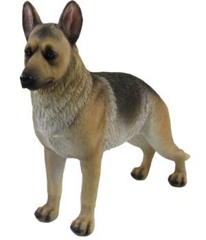"L8"" Sergeant (Standing German Shepherd)"