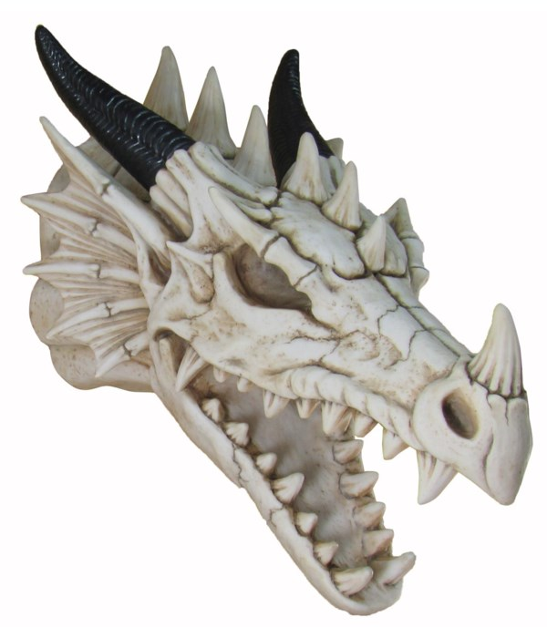 "16"" Necromancer (Dragon Skull Head) 1PC"