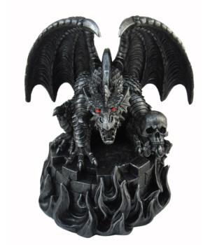 """9.5"""" Show No Mercy (Dragon Figurine) 4PC"""