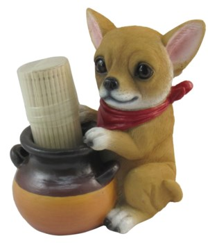 "3.5"" Tippler Picker (Chihuahua Toothpick"