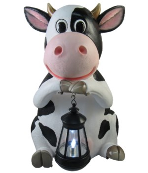 "14"" Betty Sue's Light (Cow Lantern) 1PC"