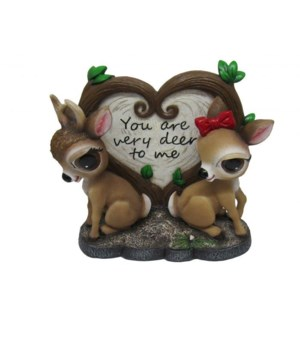 Deerly Devoted (Deer Sign) 12PC