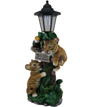 Orange Tiger Lantern 1PC