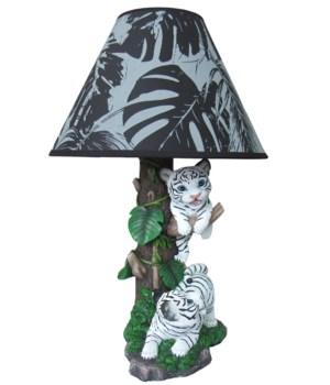 Jungle Frolic (W Tiger Lamp) 4PC