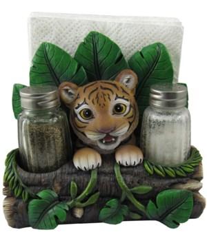 Tiger Swipes (O Tiger S&P-Napkin) 8PC