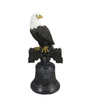 Eagle on Bell (Small) 8PC