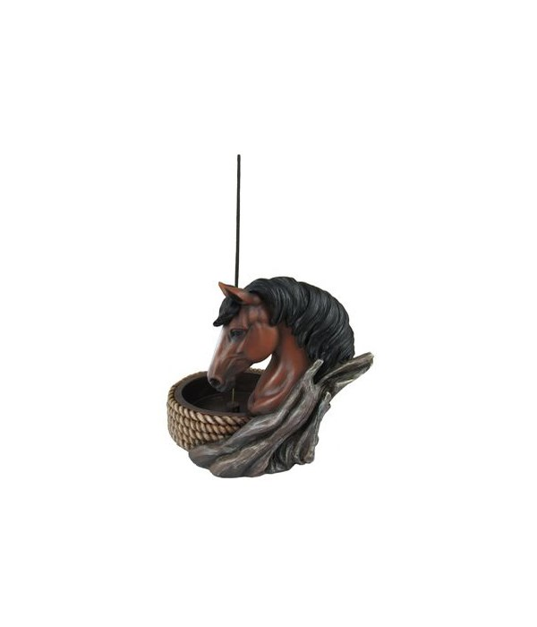 Horse Incense Burner 8PC